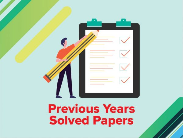 Previous Year Solved Papers